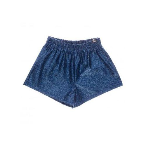 Blue Boxing Glitter Shorts-NINII-HOUSE of BOTTA