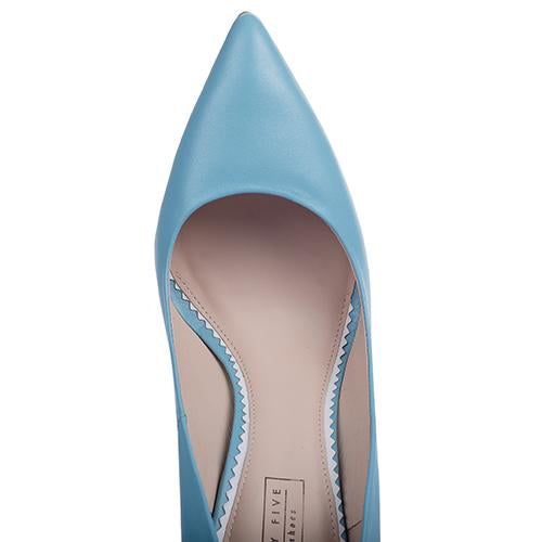 Blue Leather Courts-MY25-HOUSE of BOTTA