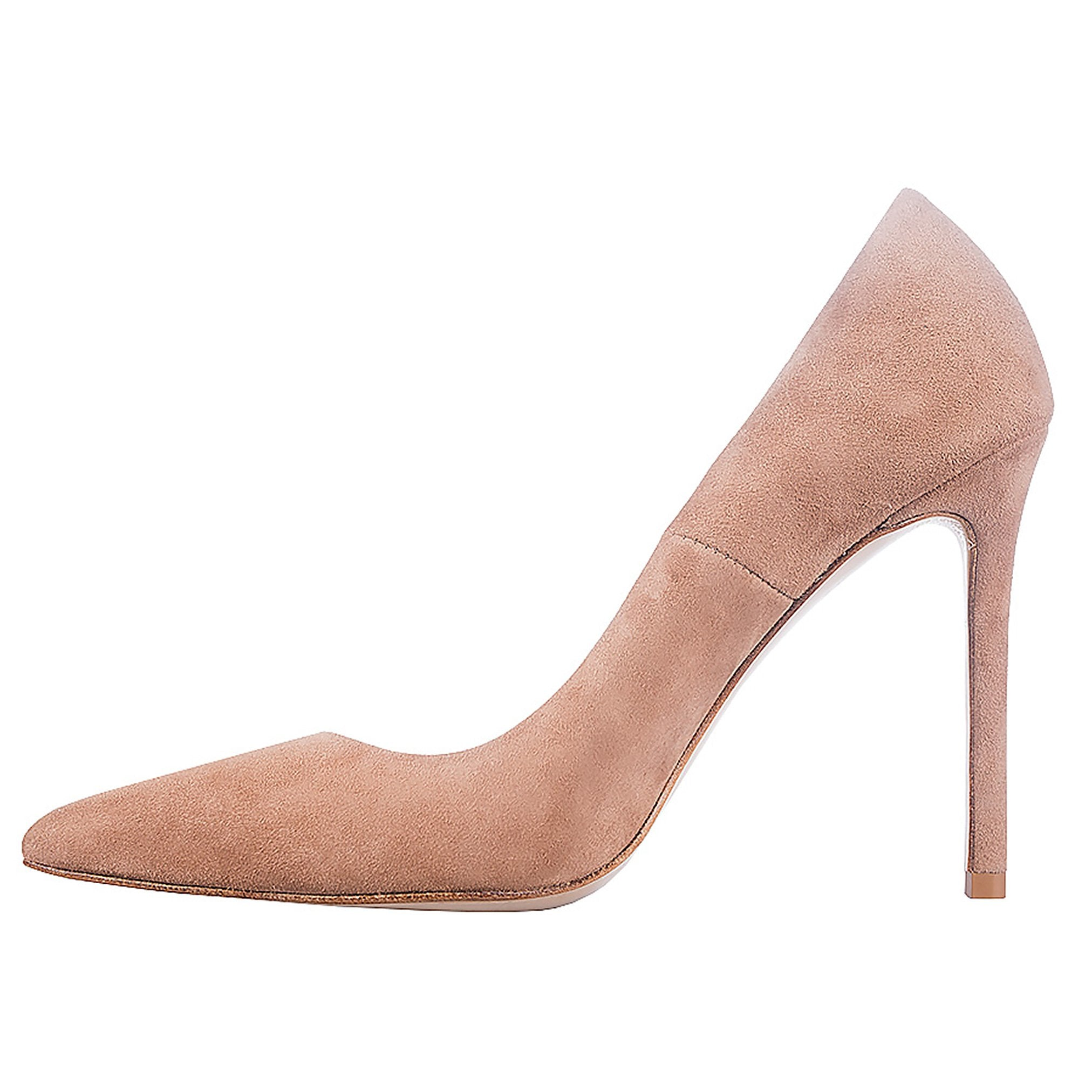 Blush Suede Courts-MY25-HOUSE of BOTTA