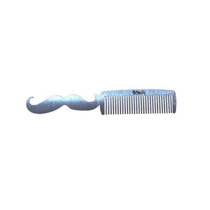 Bobo's Tash Handle Moustache Comb-Bobo's Beard Company-HOUSE of BOTTA