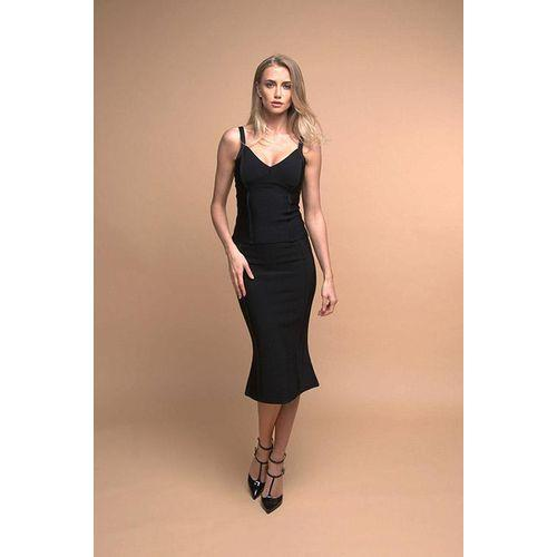 Bodycon Black Top Jane-G.Point-HOUSE of BOTTA