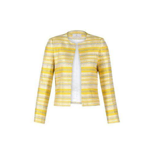 Bondi Box In Pop Of Yellow Jacket-Charlotte London-HOUSE of BOTTA