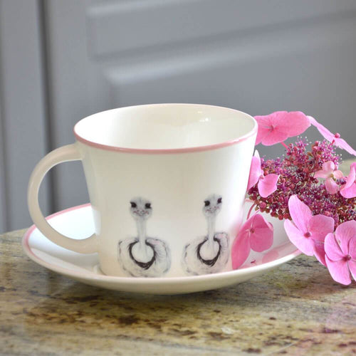 Camilla Cup and Saucer-Homeware-HOUSE of BOTTA
