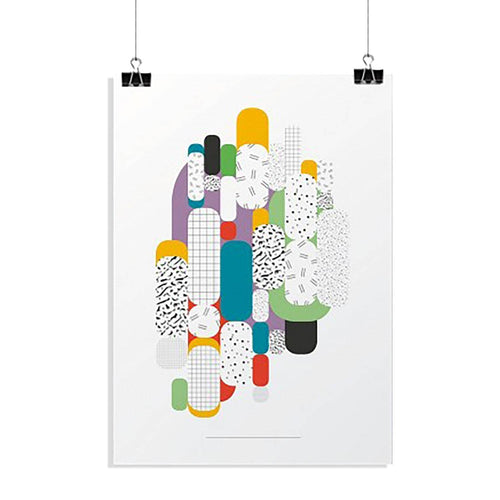CAPSULE Poster-Homeware-HOUSE of BOTTA