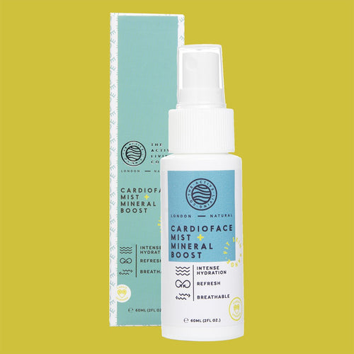 Cardio Face Mist + Mineral Boost-The Active Living Co.-HOUSE of BOTTA