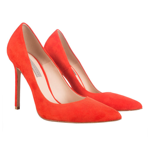 Carrot Suede Courts-MY25-HOUSE of BOTTA