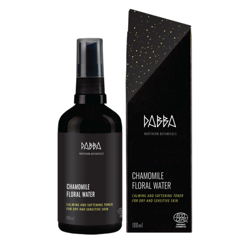 Chamomile Floral water +Wild Raspberry Leaf Water travel size-DABBA-HOUSE of BOTTA