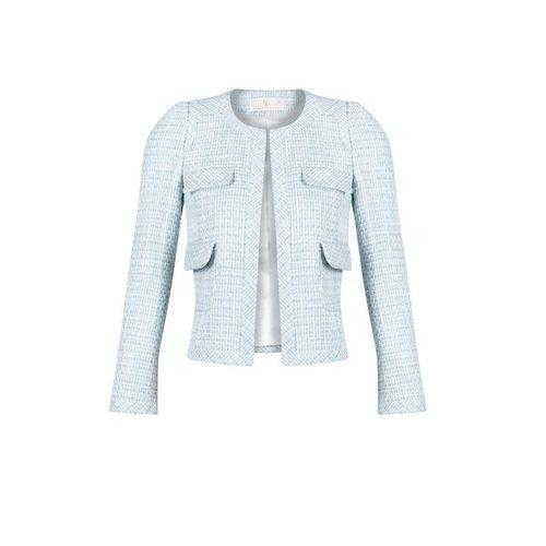 Chelsea Box In Baby Blue Jacket-Charlotte London-HOUSE of BOTTA
