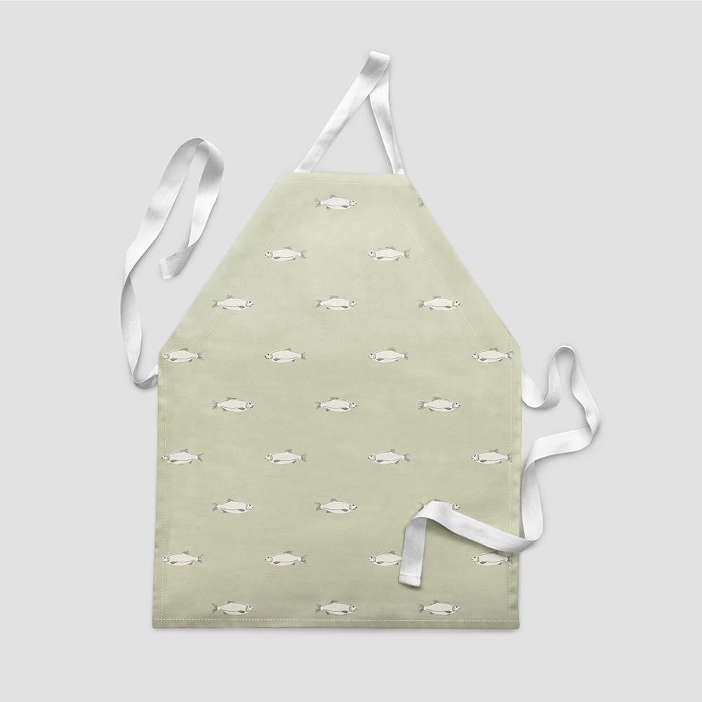 Children's Apron – Rudd Fish Silt-Kids-HOUSE of BOTTA