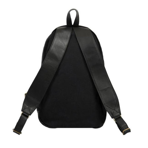 Classic Backpack Canvas-Men-HOUSE of BOTTA