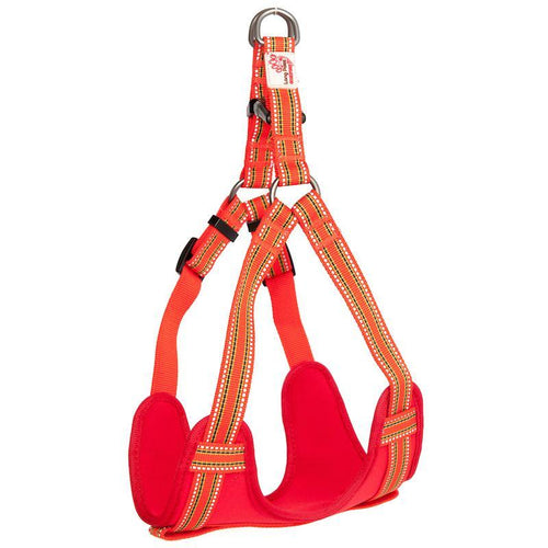 Comfort Harness Red-Pets-HOUSE of BOTTA