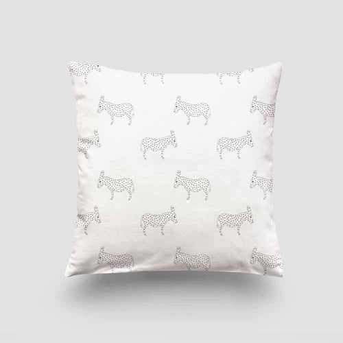 Cushion – Donkey Mono-Homeware-HOUSE of BOTTA