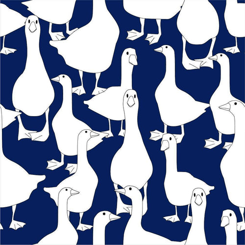 Cushion – Geese Ink-Homeware-HOUSE of BOTTA