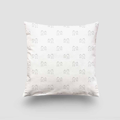 Cushion – Robin Mono-Homeware-HOUSE of BOTTA