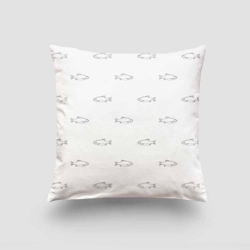 Cushion – Rudd Fish Mono-Homeware-HOUSE of BOTTA
