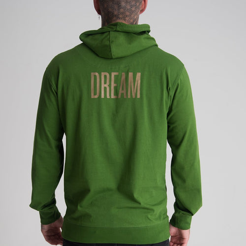 Dreamwear Khaki Hoodie Dream Cherub-Men-HOUSE of BOTTA