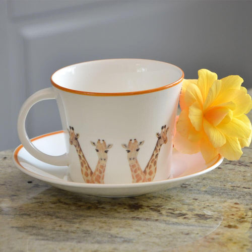 Elliott & Georgina Cup and Saucer-Homeware-HOUSE of BOTTA