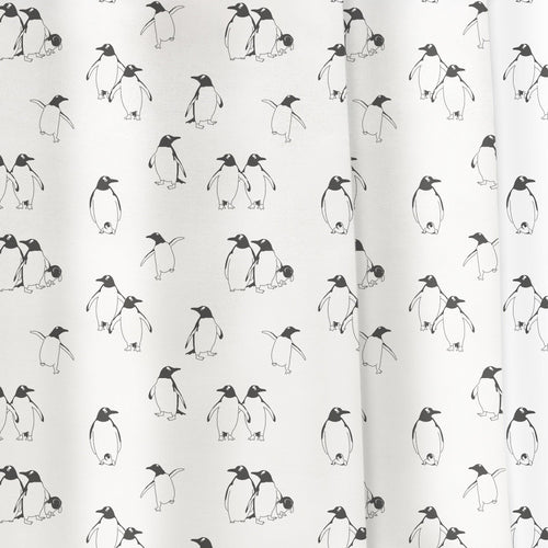 Fabric – Penguin Mono-Homeware-HOUSE of BOTTA
