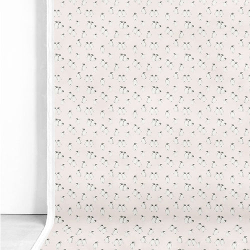 Fabric – Penguin Pink Ice-Homeware-HOUSE of BOTTA
