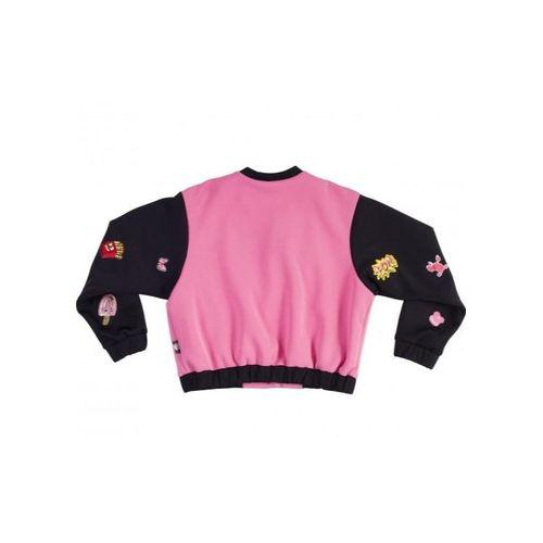 Fairy Tales Bomber Black&Pink-NINII-HOUSE of BOTTA