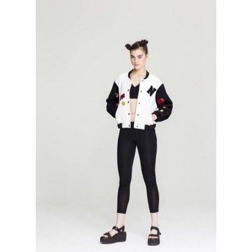 Fairy Tales Bomber Black&White-NINII-HOUSE of BOTTA