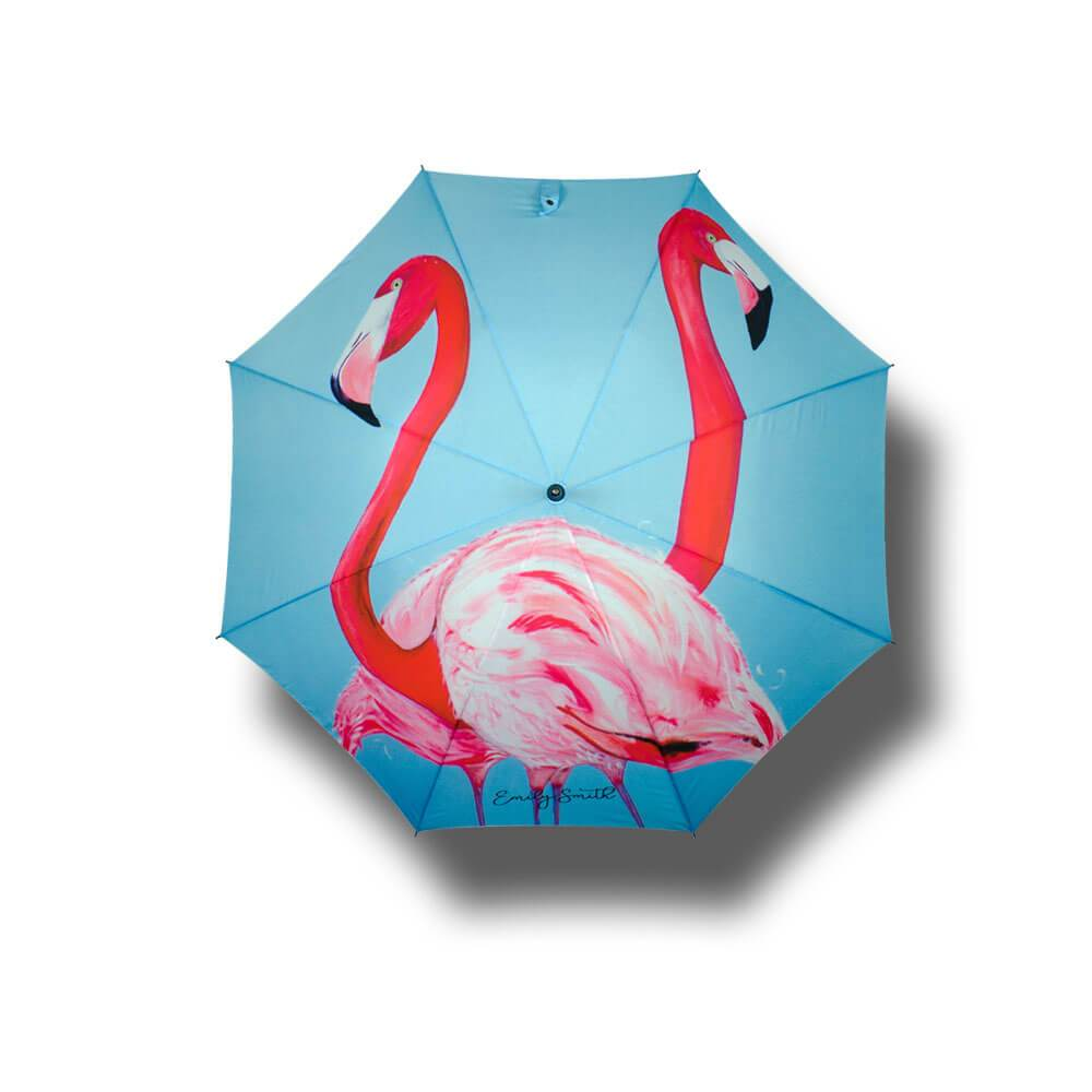 Flossy & Amber Umbrella-Emily Smith-HOUSE of BOTTA
