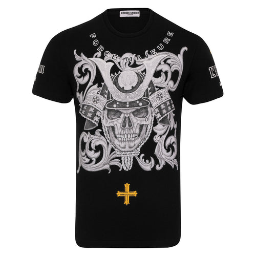 Force Majeure Samurai T-Shirt-Men-HOUSE of BOTTA