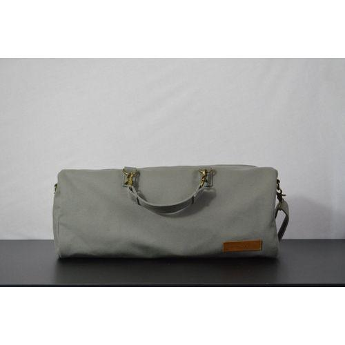 Grey Arnold Duffle Bag-Men-HOUSE of BOTTA