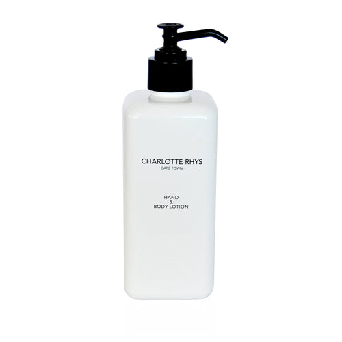 Hand and Body Lotion-CHARLOTTE RHYS-HOUSE of BOTTA
