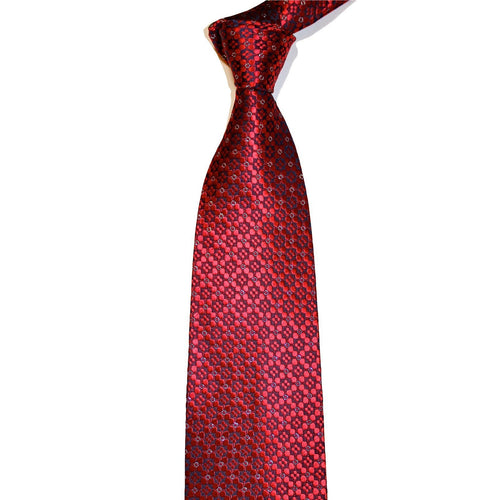 Hiay Tie Red-Men-HOUSE of BOTTA