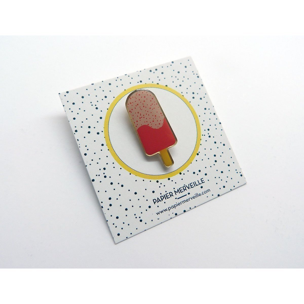 Ice Cream Pin-Homeware-HOUSE of BOTTA