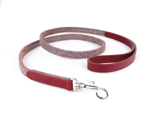 Kera Tweed Lead-Pets-HOUSE of BOTTA