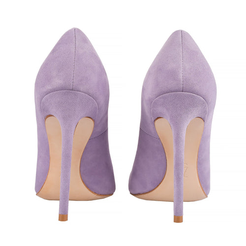 Lavender Suede Courts-MY25-HOUSE of BOTTA