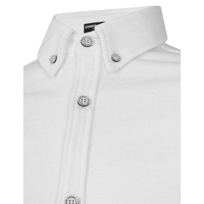 Long Sleeve Cotton Pique Shirt – Traitors Valley-Men-HOUSE of BOTTA