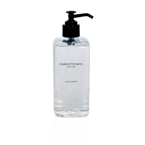 Luxurious Liquid Soap-CHARLOTTE RHYS-HOUSE of BOTTA