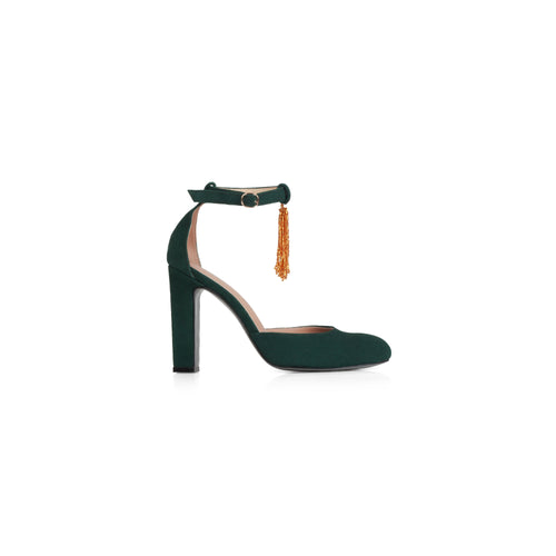 Mary Jane Heels-MARSALA-HOUSE of BOTTA