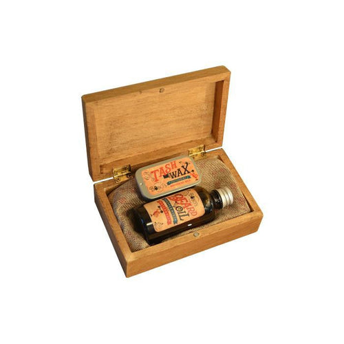 Men's Gift Set-Bobo's Beard Company-HOUSE of BOTTA