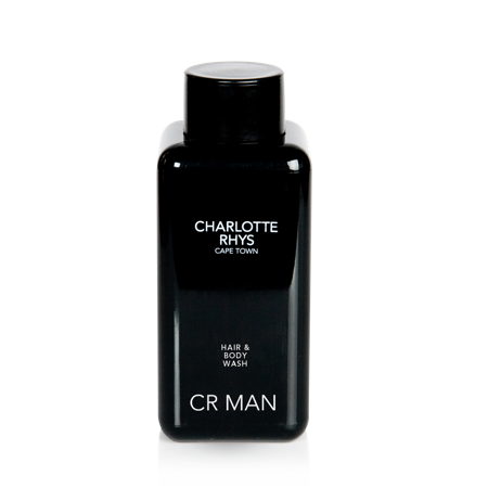 MENS HAIR & BODY WASH-CHARLOTTE RHYS-HOUSE of BOTTA