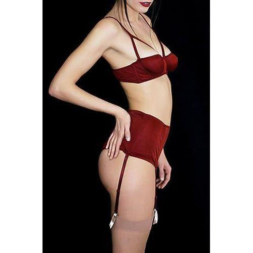 Milan Garter-AvecVous Lingerie-HOUSE of BOTTA