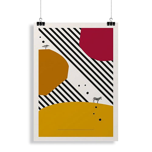Monolythe Poster-Homeware-HOUSE of BOTTA