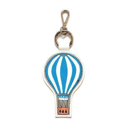 Oz Keyring 'Blue Airbaloon'-OZERIANKO-HOUSE of BOTTA