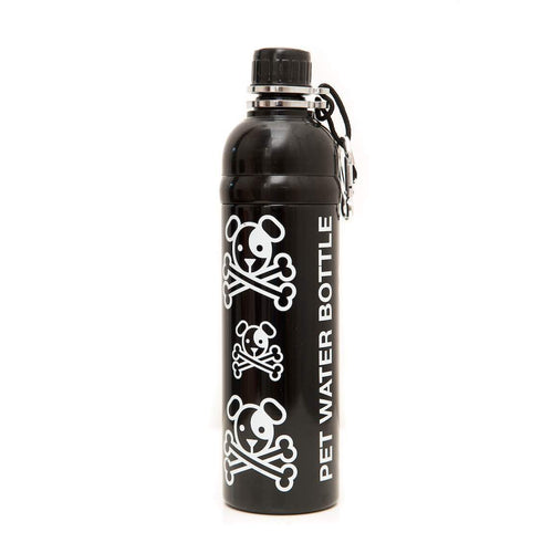 Pirate Puppy Pet Water Bottle 750ml-Pets-HOUSE of BOTTA