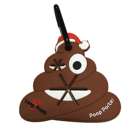 Poop Porter Christmas Edition-Pets-HOUSE of BOTTA