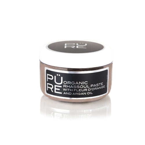 Rhassoul Paste with Fleur D' Orange and Argan Oil-PÜRE Collection-HOUSE of BOTTA
