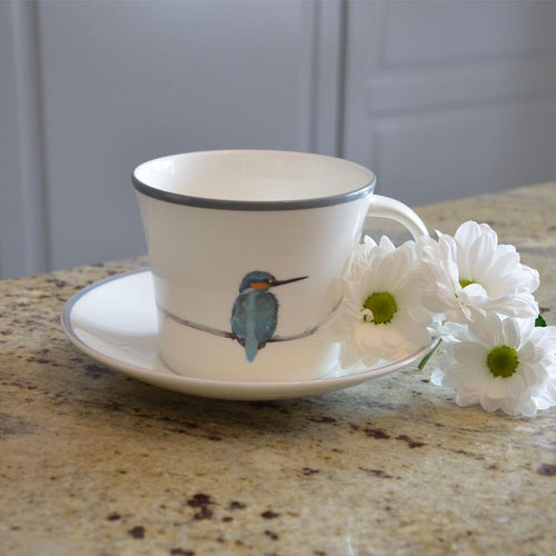 Skyla Cup and Saucer-Homeware-HOUSE of BOTTA