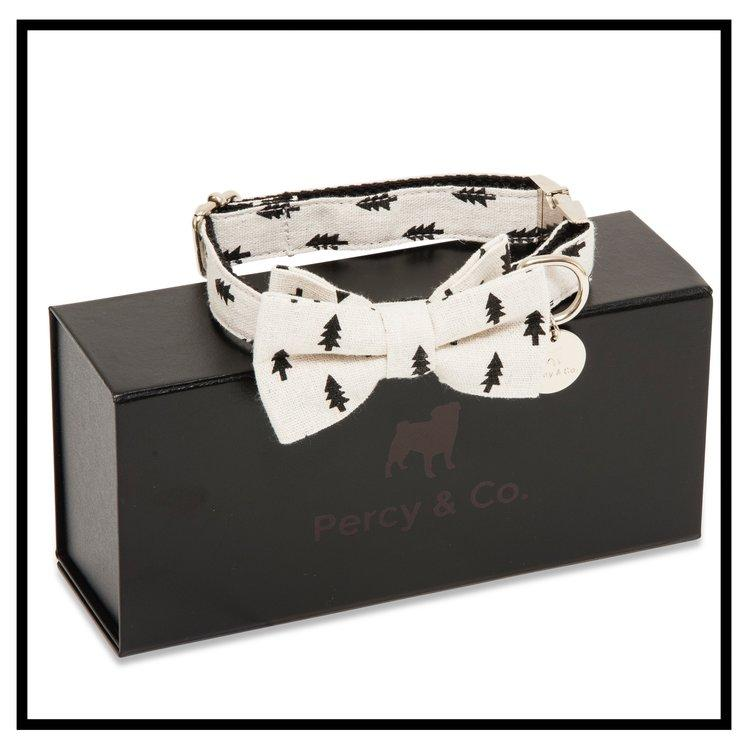 The Balmoral Bow Tie Collar-Pets-HOUSE of BOTTA