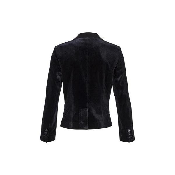 The Classic Black Velvet Jacket-Charlotte London-HOUSE of BOTTA