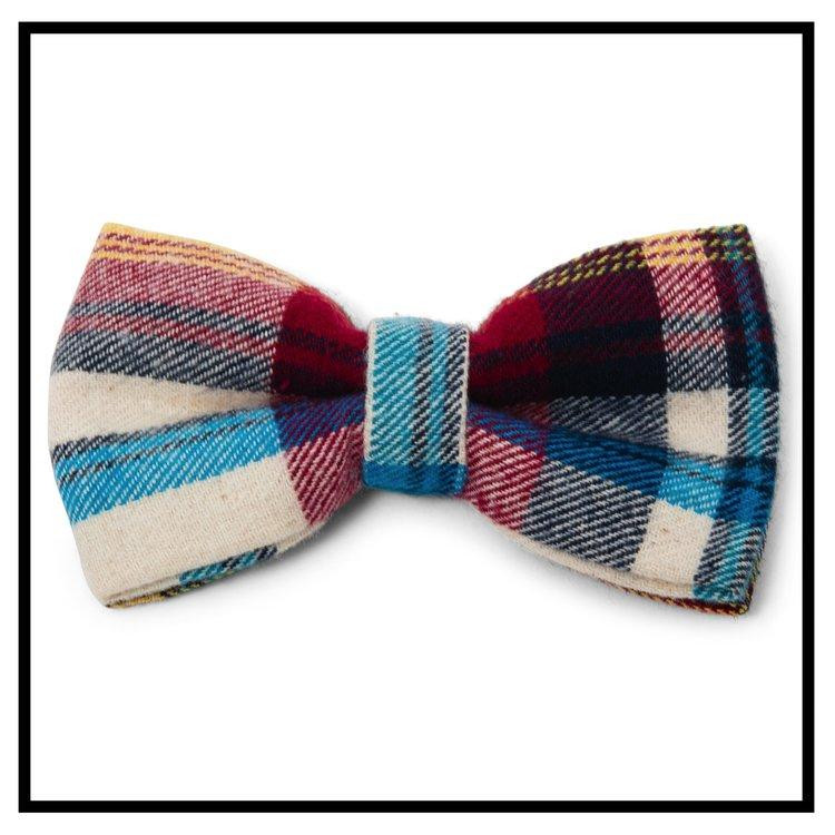The Marple Bow Tie Collar-Pets-HOUSE of BOTTA