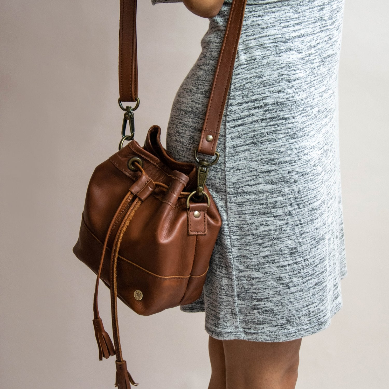 The Mini Bucket Bag-MAHI LEATHER-HOUSE of BOTTA