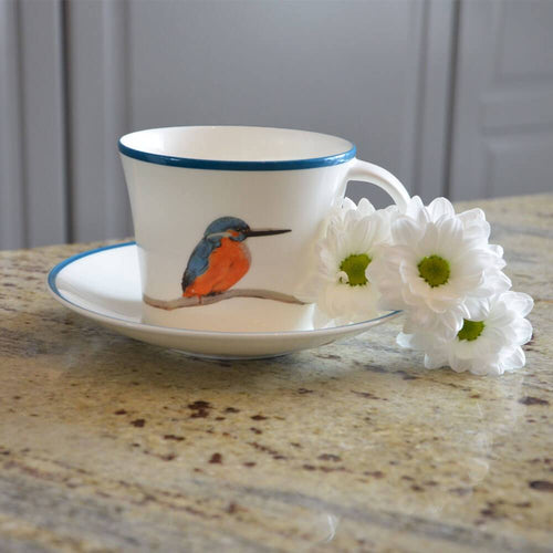 Tipi Cup and Saucer-Homeware-HOUSE of BOTTA